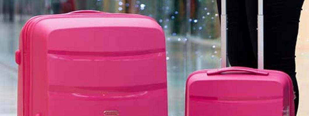 Перфектният куфар - поликарбонат срещу ABS