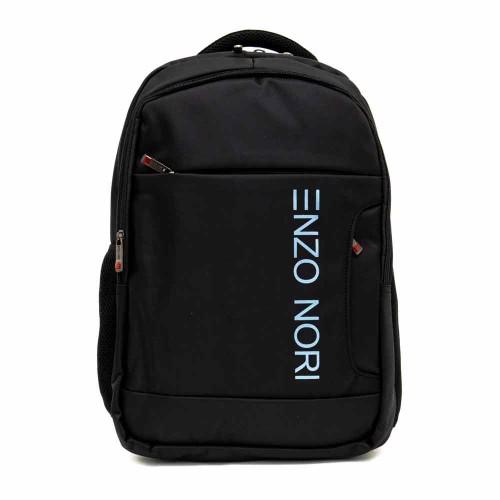 Раница за училище и пътуване ENZO NORI модел DARK цвят черен