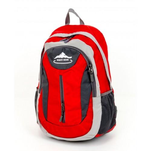 Раница ENZO NORI модел ENB13171 цвят червен