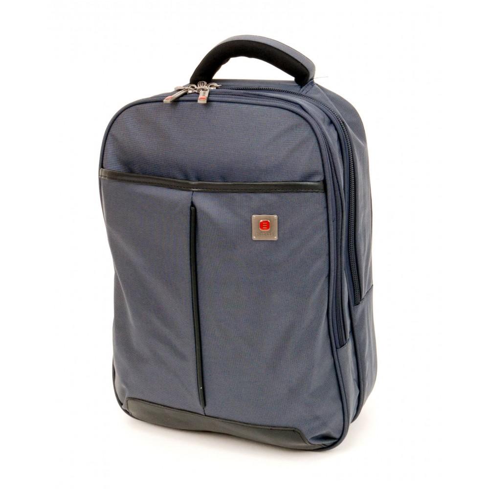 Спортна раница ENZO NORI модел BOXES с отделение за лаптоп цвят син