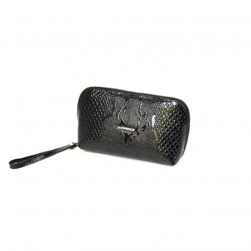 Дамска чанта / козметичка PV 064 черен лазер