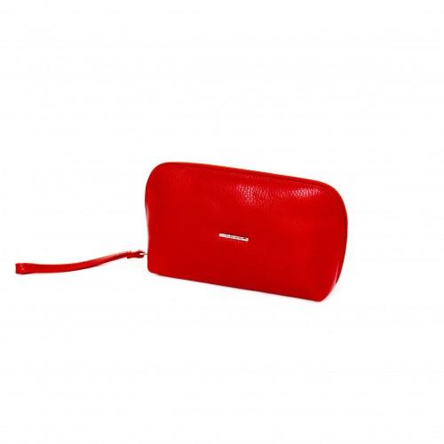 Дамска чанта / козметичка PV 064 червен
