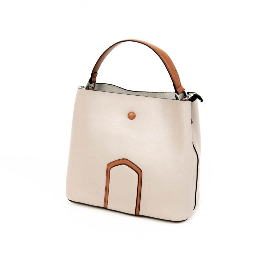 Дамска чанта PV 3009 сив