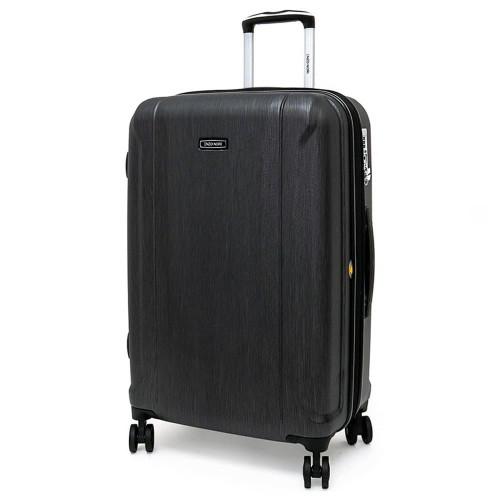 Комплект от 3 размера луксозни куфари от поликарбонат ENZO NORI модел PRIDE цвят черен