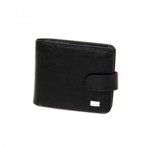 Мъжки портфейл ENP311 черен/червен