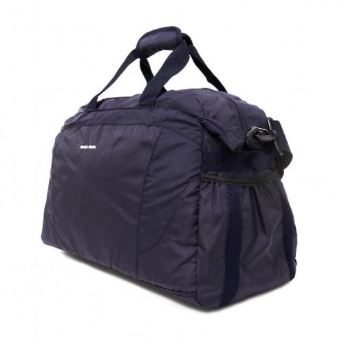 Пътна чанта / спортен сак ENZO NORI модел SEVEN-L голям с дълга подвижна дръжка цвят син